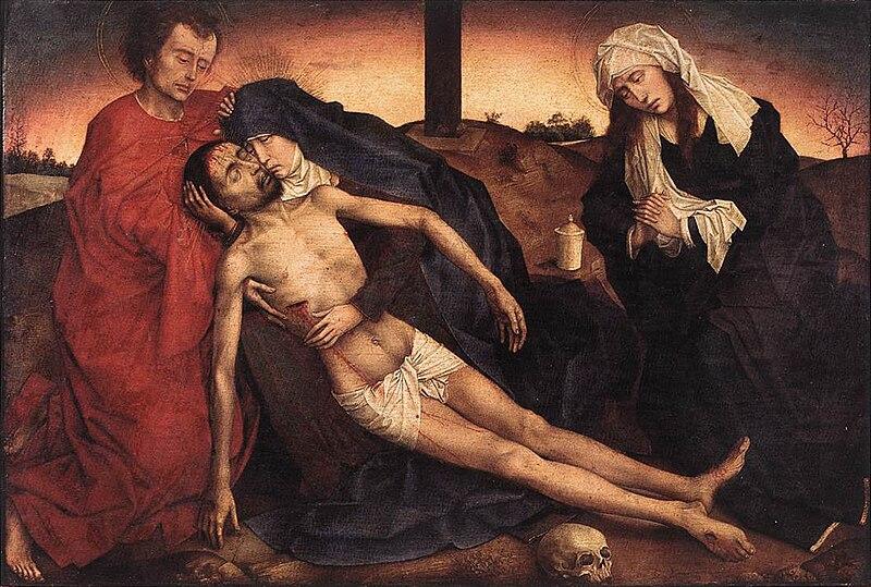 File:Rogier van der Weyden - Lamentation - WGA25686.jpg