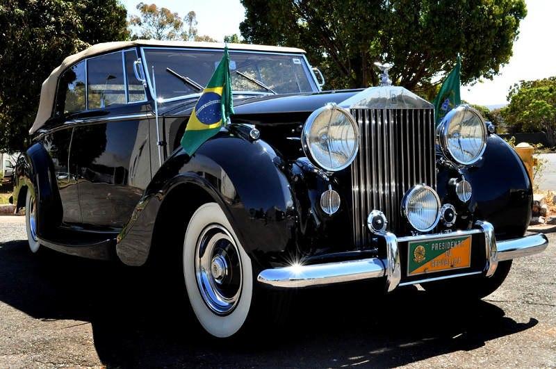 Rolls-Royce Presidencial