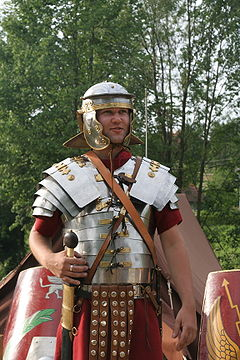 Lorica segmentata - Wikipedia, the free encyclopedia