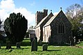 Romansleigh, St Rumon's church - geograph.org.uk - 267503.jpg