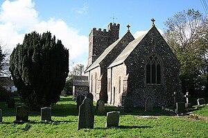 Romansleigh - St Rumon's church