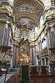 Rome, Santi Ambrogio e Carlo, main altar.JPG