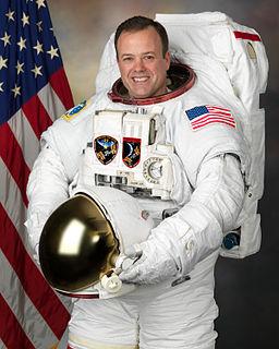 Ronald J. Garan Jr. American astronaut