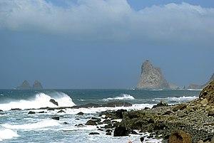 Roques de Anaga - Roques de Anaga.