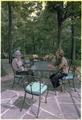 Rosalynn Carter visits with Mrs. Begin at Camp David - NARA - 181124.tif