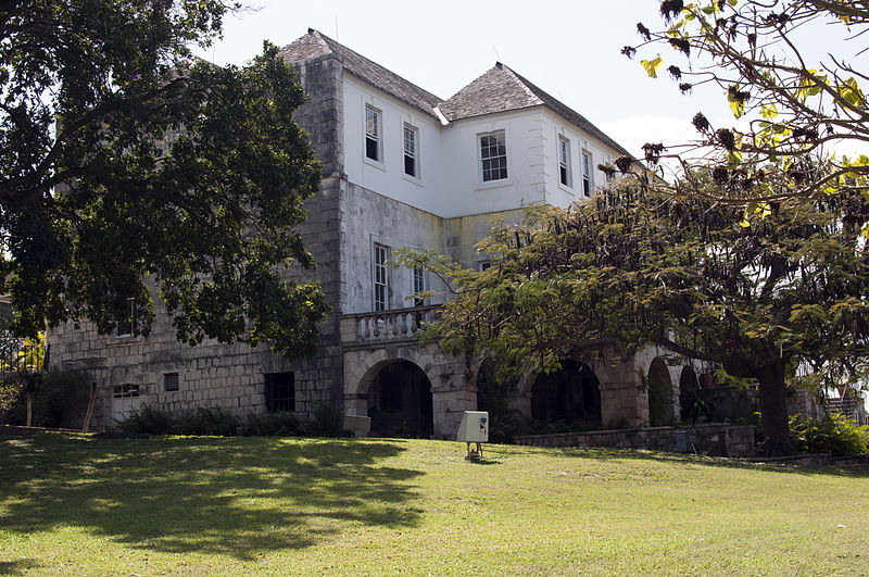 Jamaican Folklore: The Legend of Rose Hall Great House (a true story) 800px-Rose_Hall_view_Jamaica_Photo_D_Ramey_Logan