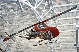 RotorWay Scorpion - The RotorWay Scorpion Too at the Steven F. Udvar-Hazy Center.