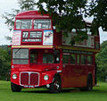 Routemaster bus RML2278 (CUV 278C) 2008 Alton bus rally.jpg