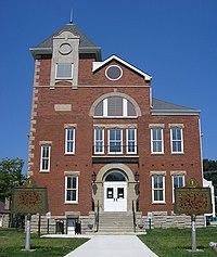 Rowan County, kentucky courthouse