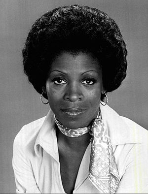 Roxie Roker - Roker in 1976.