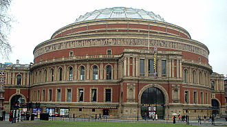 Albertopolis - The Royal Albert Hall.