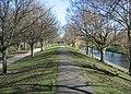 Royal Military Canal - parapet path - geograph.org.uk - 727635.jpg