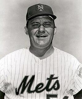 Rube Walker American baseball player and coach