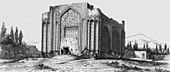 Ruine Mosque Hamedan by Pascal Coste.jpg