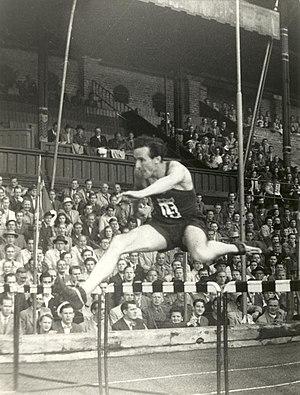 Rune Larsson - Rune Larsson during the 1940's