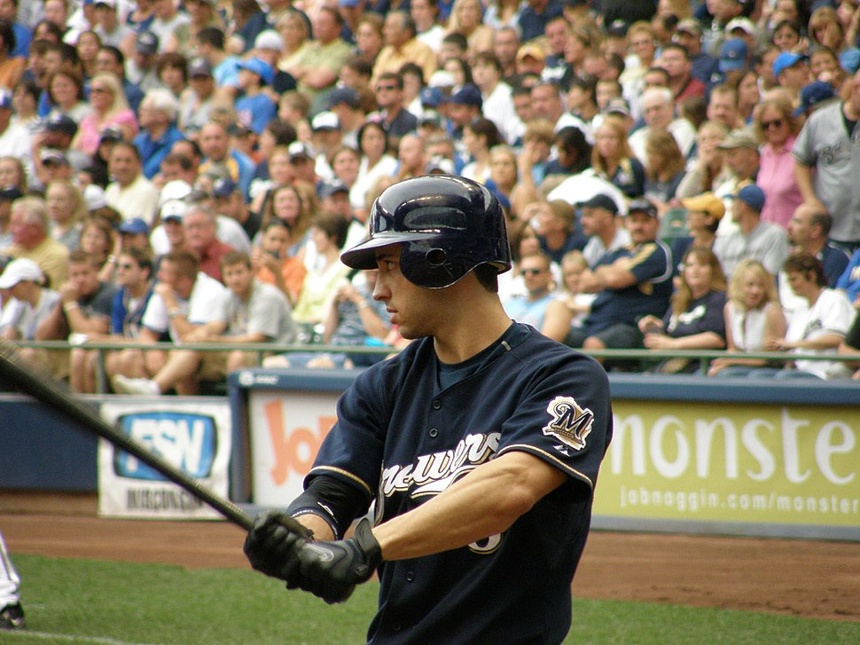 Ryan Braun 2008-2