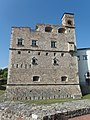 Sárospatak, vár, Vörös-torony (4).jpg