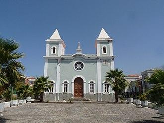 São Filipe, Cape Verde - Nossa Senhora da Conceição (Our Lady of Conception) church