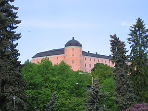 Sture Murders - Uppsala Castle, site of the Sture Murders