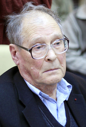 Sergei Kovalev - Sergei Kovalyov in 2011