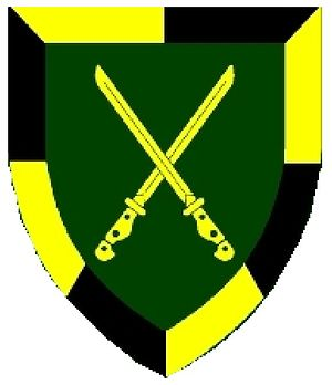 South African Infantry School - SANDF Infantry School emblem