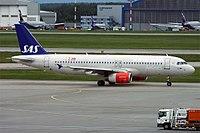 OY-KAR - A320 - SAS