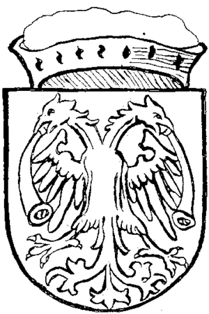 Sanjak of Prizren - Image: S Lazarevic Coat of Arms