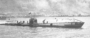 German Type UC III submarine - Image: SM UC 93 Italy