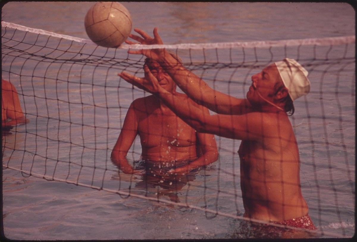 Water Volleyball Wikipedia