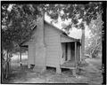 SOUTH ELEVATION - Charity House, State Route 32 and County Route 1 vicinity, Memphis, Pickens County, AL HABS ALA,54-MEM,2-4.tif