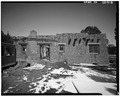 SOUTH SIDE - Spruce Tree Terrace, Chapin Mesa, Cortez, Montezuma County, CO HABS COLO,42-MEVPK,2-8.tif
