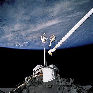 STS-64 human spaceflight