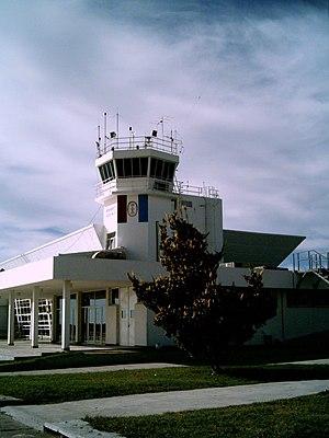 Sauce Viejo Airport - Image: SUNP0018z