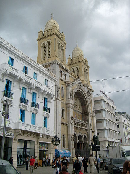 Cathedral of St. Vincent de Paul SVdP Tunis.JPG