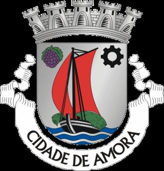 Amora (Seixal) - Image: SXL amora