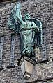 Saarbrücken St. Michael Figur.JPG