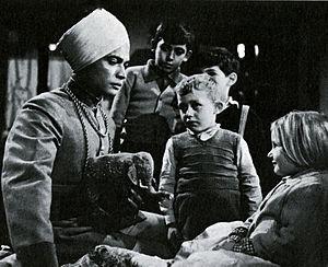 Sabu Dastagir - Sabu in Hello Elephant (1952)