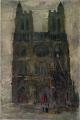 SaekiYūzō-1925-Notre-Dame.png