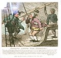 Sailing among the Hebrides (caricature) RMG PW3727.jpg