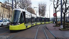 Image illustrative de l'article Tramway de Saint-Étienne