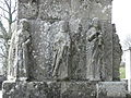 Saint-Adrien (22) Croix du cimetière 04.JPG