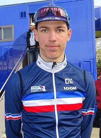 Saint-Amand-les-Eaux - Paris-Roubaix juniors, 12 avril 2015, départ (A06).JPG