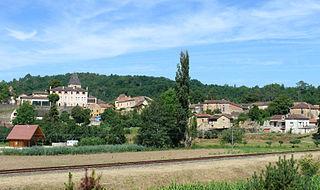 Saint-Cernin-de-lHerm Commune in Nouvelle-Aquitaine, France
