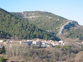 Saint-Savournin - The village of Saint-Savournin