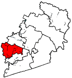 Saint-Hyacinthe—Bagot Federal electoral district