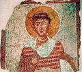 Saint Nicholas Church Fresco, Melnik, 12th - 14th Century.jpg