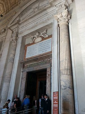 Extraordinary Jubilee of Mercy - Holy Door of St. Peter's Basilica opened in 2016.
