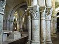 Saintes Eglise Saint Eutrope-Crypt-Cenotaph2.jpg