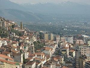 Vallo di Diano - Image: Salaconsilina 37