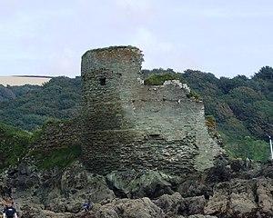 Salcombe Castle - Image: Salcombecastle